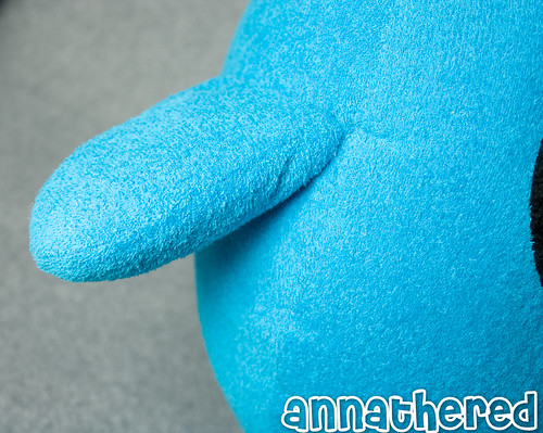 Jibber (the blue guy from AT&T commercial)