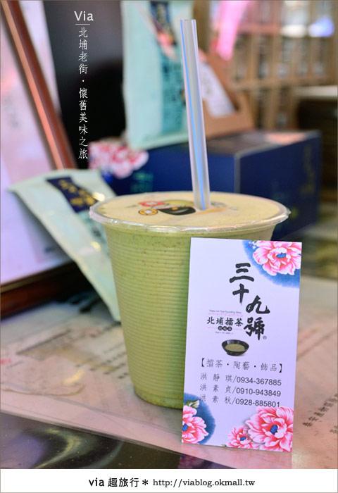 【新竹一日遊】北埔老街~在古廟舊巷內尋找專屬客家的美食5