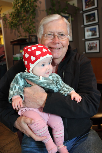 esther and grandpa