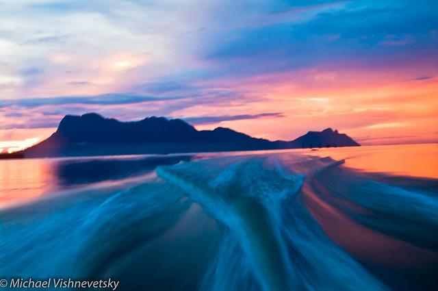 Bako Sunset 2