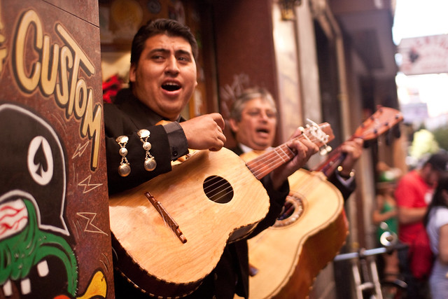 custom mariachis