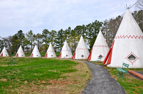 The Wigwams Cave City KY