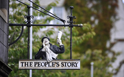 The People's Story, Edinburgh