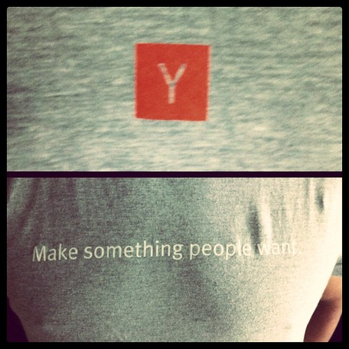 make something people want shirt
