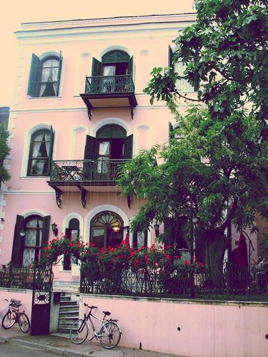 Büyükada Meziki Hotel