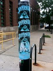 (VISI♢∩QÜΞ5†) Tags: chicago graffiti sharkula
