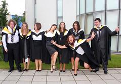 (azorlu) Tags: university dundee graduation mathematics mathematicians 2011