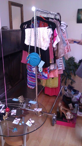 Goodies at Swap Lulu's