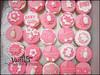 Baby Girl Cupcake (vanillabox) Tags: cupcake vanilla fondant كيك كب الفانيلا الفوندان