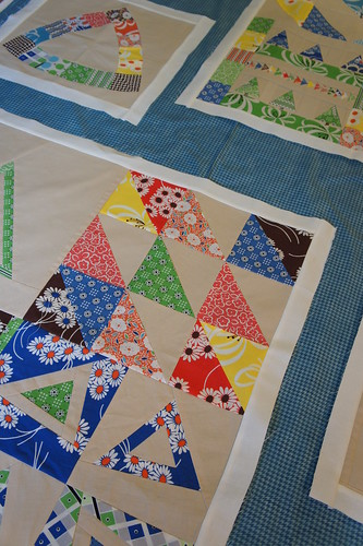 Busy Bees Katie Jump Rope Quilt