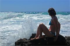 Tempesta di mare (www.francescaalviani.com) Tags: sardegna holiday beach me freedom see italia mare sardinia io ich vacanze onde tempesta 2011 weaves santamariadelmare08010magomadasor