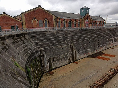 Thompson Dry Dock Pumping Station