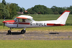 G-HULL (QSY on-route) Tags: club aero lincon sturgate egcs ghull 04062011