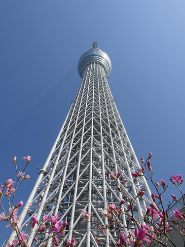 Skytree, Tokyo, Japon