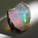 Precious opal (Shewa Province, Ethiopia) 8