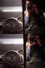 time is your enemy (ZarulZakuan) Tags: 120 mamiya mediumformat 645 negative filmcamera 6x45 mamiya645 manualcamera toshare mamiyam645 mamiyam6451000s fujicolorpn160ns