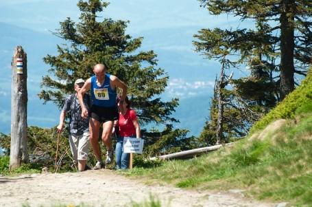 Horský běh na Lysou horu: Tisíc metrů k vrcholu