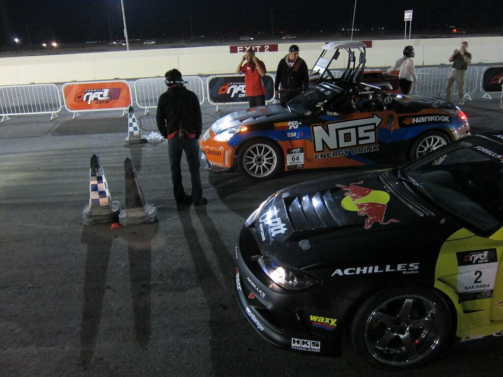 Formula D Qatar XDC Irwindale Mar 2011 230