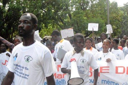 ONG Jeunes Volontaires pour l'Environnement, Togo