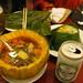 Nghệ thuật trang trí ẩm thực Huế - Súp hầm và cơm lá sen