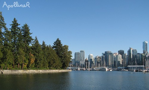 Stanley Park and Downtown