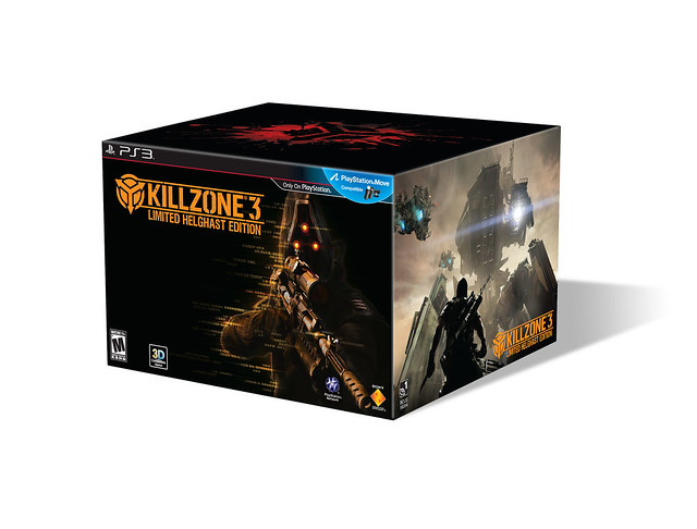 Killzone 3 Limited Helghast Edition for PS3