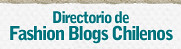 directorio fashion blogs chilenos