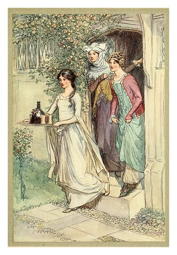 003--The merry wives of Windsor 1910- Hugt Thomson