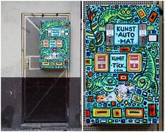 Kunstautomat (Noema Pérez) Tags: weserstrasse kunstautomat
