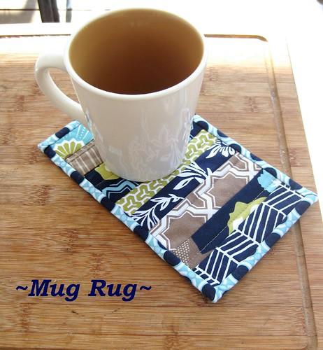 Mug Rug by twelfthzodiac
