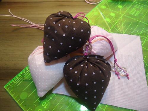 Mini corações - perfeitos para lembrançinhas ou ...