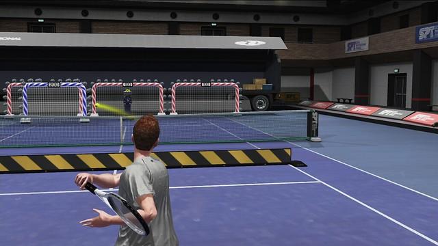 Virtua Tennis 4 - 1