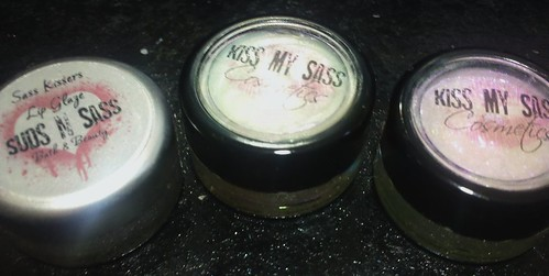 Lip Glaze Pots