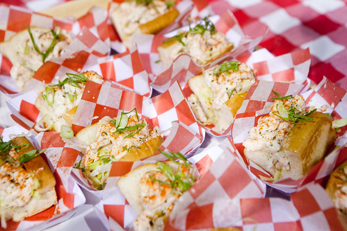 Red Hook Lobster Pound: Shrimp Rolls