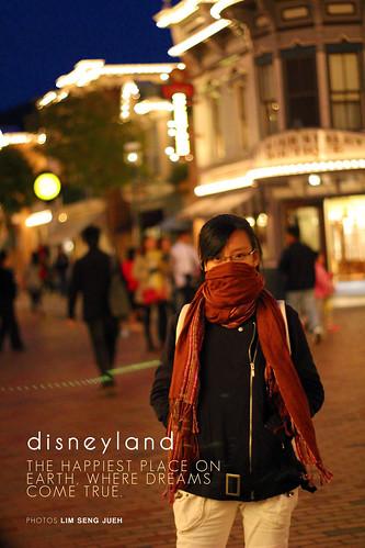Mainstreet - HK disneyland