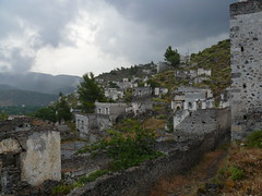Abandoned Greek Village In Turkey (Butch Osborne) Tags: history digital turkey lumix village eerie historic explore greece silence ghosttown history101 explored madeexplore greekhistory dmcfz50 treatyoflausanne digitalcamerapanasoniclumixdmcfz50panasonic