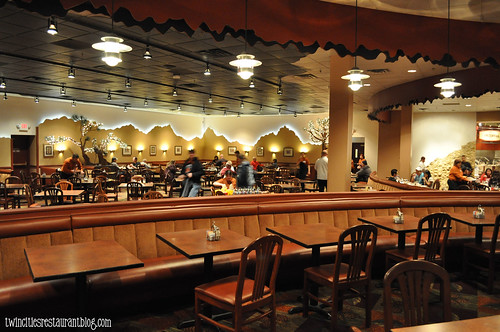 Inside Grand Casino Buffet ~ Hinckley, MN