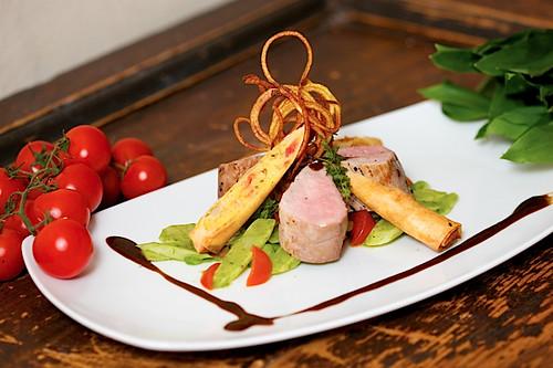 Filet of pork