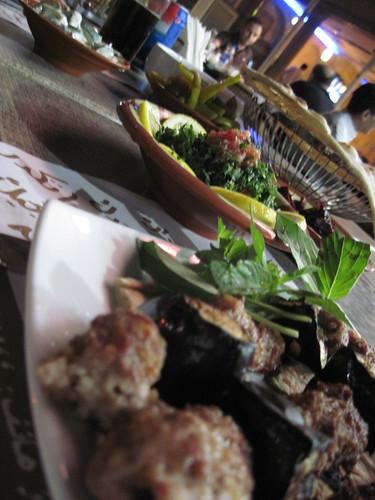 Delicious Baghdadi Kabab