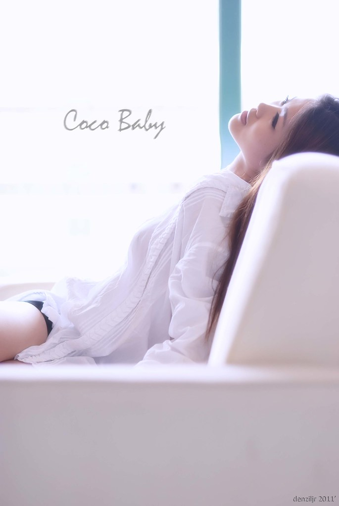 Coco Baby in White 5594324610_25a1feb252_b