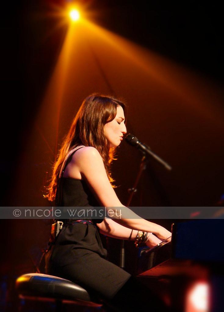 Sara Bareilles, ©Nicole Wamsley