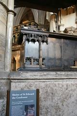 The Shrine of St. Edward the Confessor (The British Monarchy) Tags: wedding westminster abbey shrine royal edward confessor
