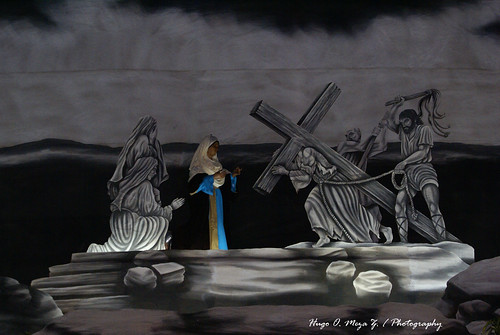 Velación de la Virgen de la Iglesia de San Bartolo, La Antigua Guatemala 01