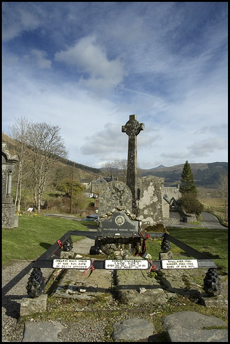 Rob Roy's Resting Place