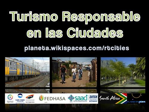 Turismo Responsable en las Ciudades