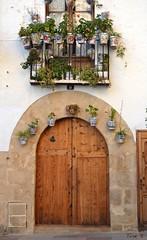 Decorada (Trix: Pierre qui roule .......) Tags: fotosencadenadas mar puerta alicante porta fachada nikola costablanca alacant jvea xbia
