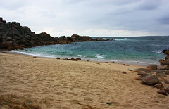 (Vanu ) Tags: espaa beach canon spain playa galicia xsi aguio 450d puntacouso