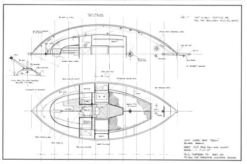 Deck Plan and Layout