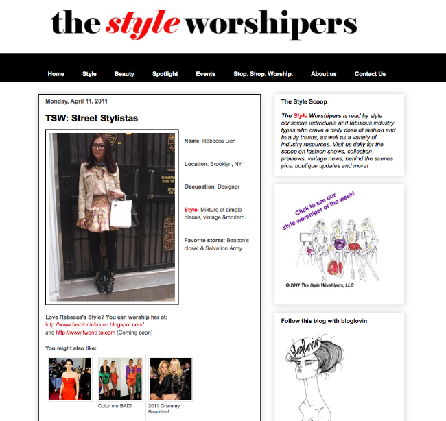 the style worshipers-650