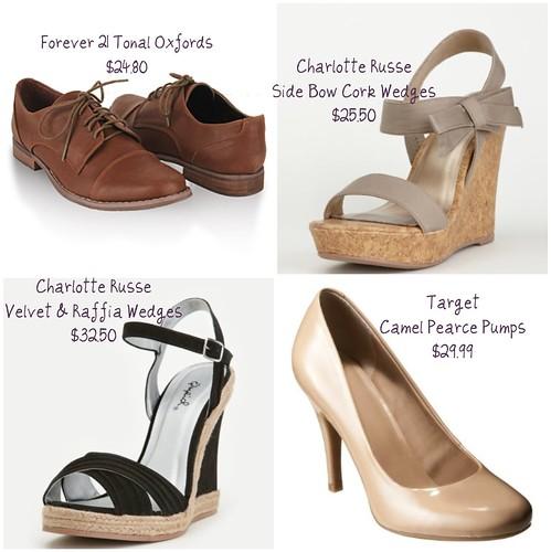 Window Shopping: Job Shoes